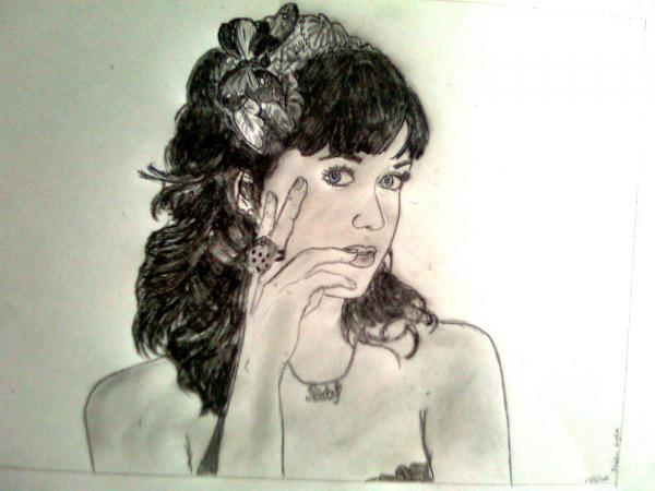 Katy Perry par shalini